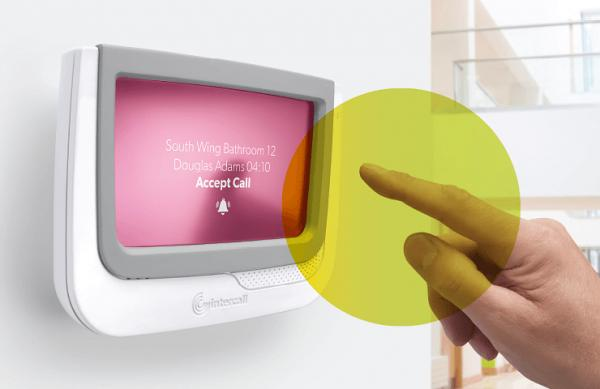 Intercall Touch Series - Touch Display
