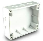 Relay Plastic Surface Mount Backbox
