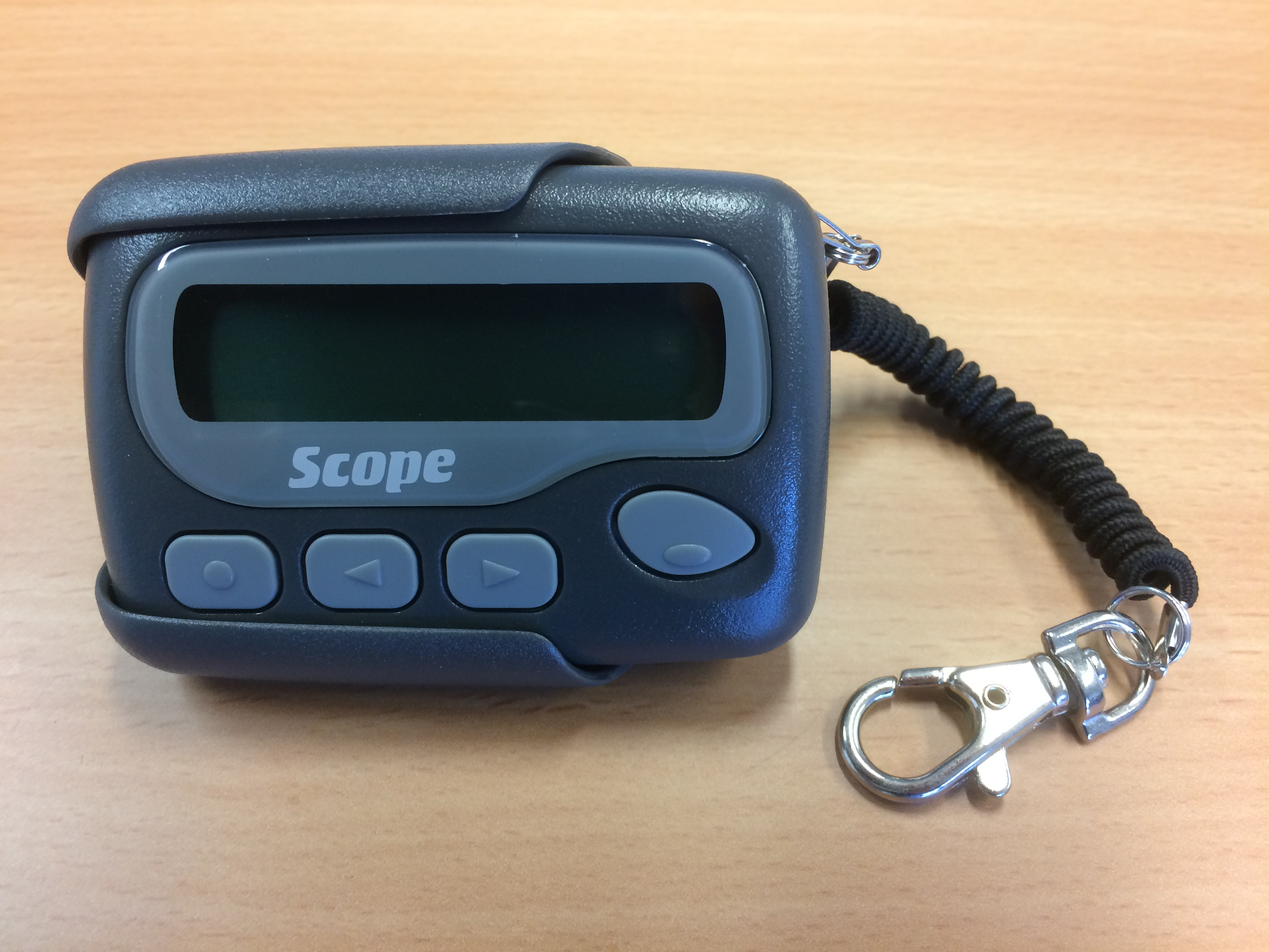 Scope Nursecall Staff Pager